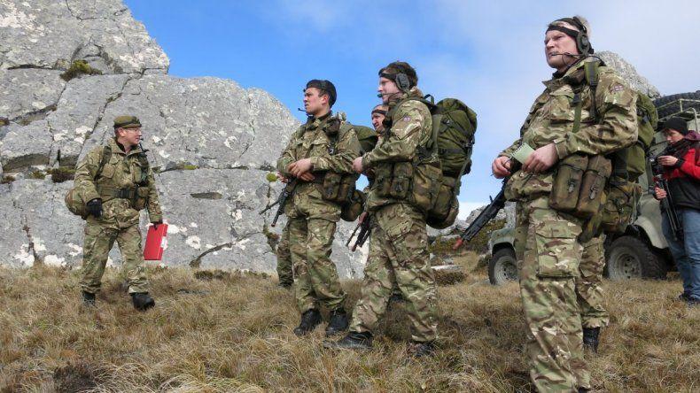 Inglaterra lanzará misiles en Malvinas y se reaviva la tensión con Argentina