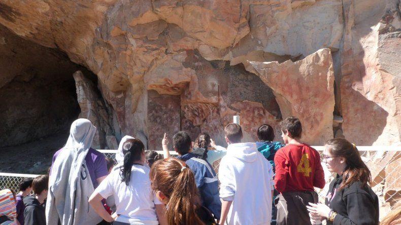 Una fundación dona 600 hectáreas para el parque Cueva de las Manos