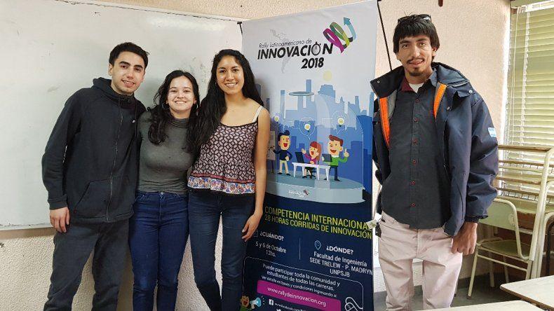 Destacada actuación de la UNPSJB en el Rally Latinoamericano de Innovación 2018