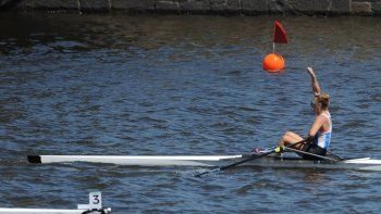 sol ordas, la primera medalla de oro para argentina