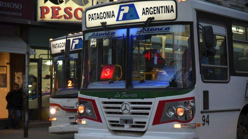 El transporte público continuará sin funcionar de 22 a 6