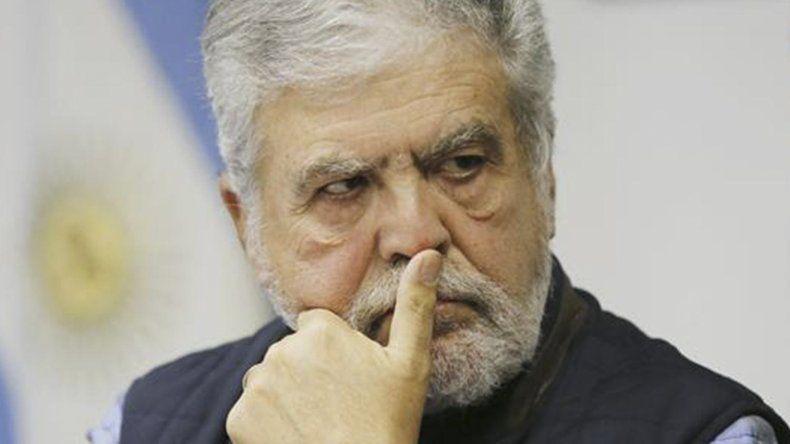 Julio De Vido recibió una condena de cinco años y ocho meses de prisión.