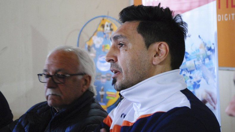 Andrés Silvera se mostró agradecido a CAI y remarcó que le inculcaron una mentalidad ganadora.