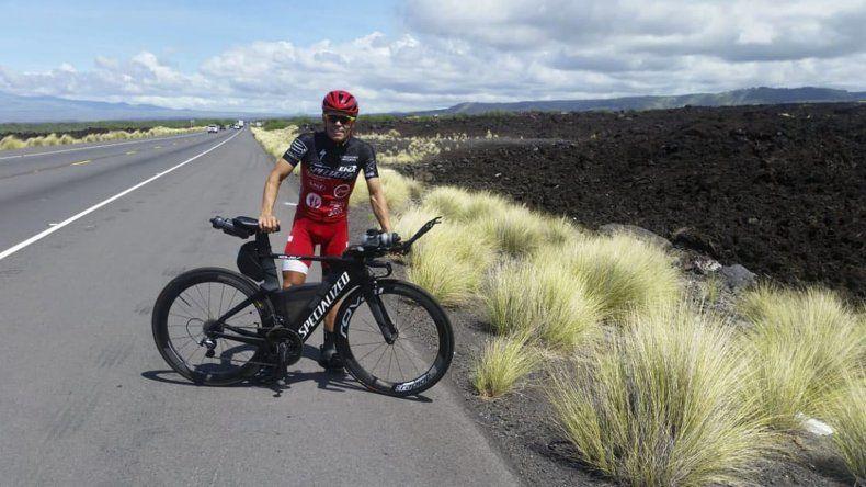 Un año estuvo Martín Bravo planificando la competencia de Hawai.