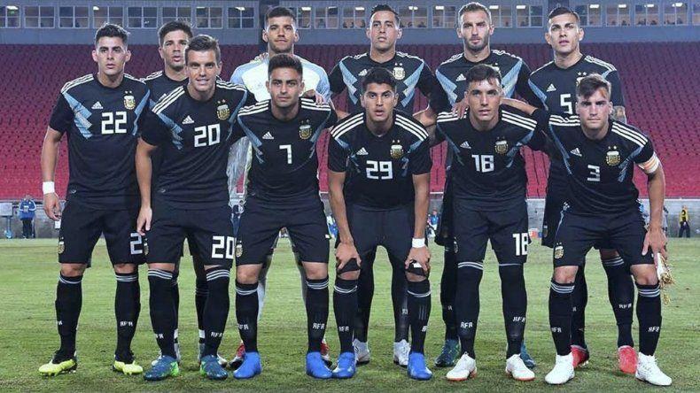 La renovada selección argentina vuelve a evaluarse. Después se viene Brasil.