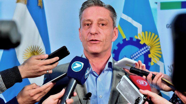 Arcioni enviará otros 250 millones de pesos a Comodoro para obras