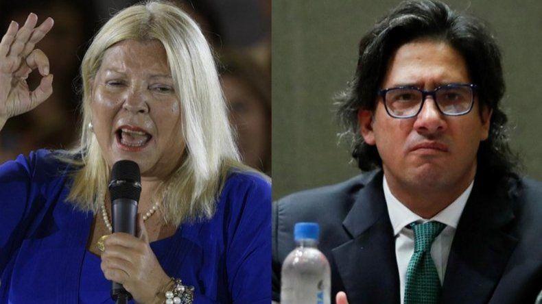 Carrió pretende impulsar un juicio político para destituir a Garavano.