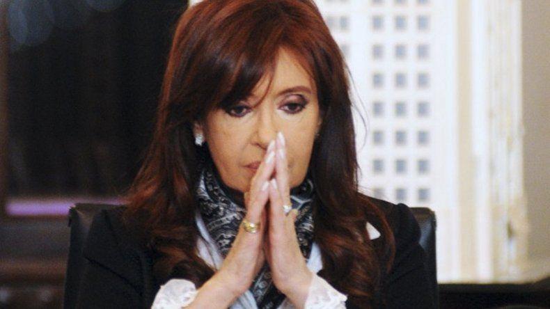 Cuadernos: un fiscal pidió la detención de Cristina