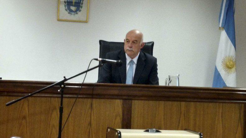 El juez Daniel Camilo Pérez aceptó la suspensión del juicio a cambio de que los imputados cumplan una serie de conductas.