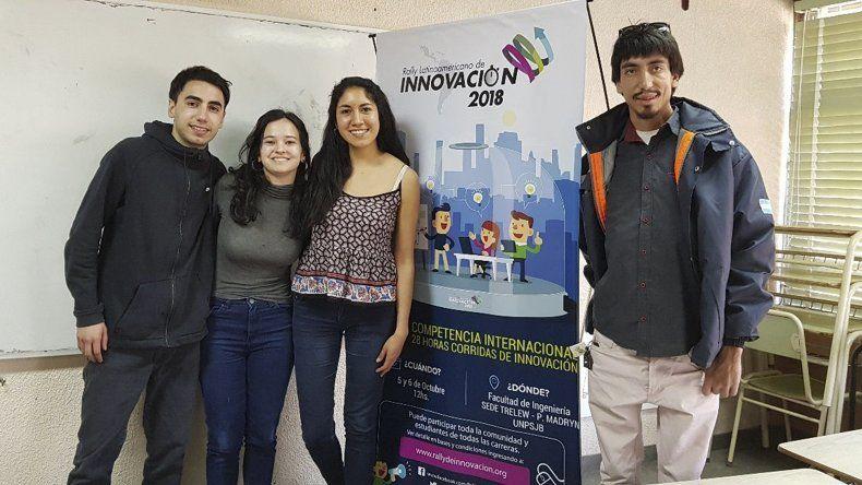 La Universidad Nacional de la Patagonia San Juan Bosco participó de la quinta edición del Rally Latinoamericano Innovación.