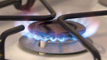 El gas será en junio 90% más caro que en el año pasado