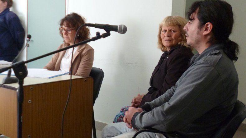 Héctor Gallardo y su madre continuarán detenidos hasta la realización del juicio