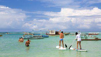 porto de galinhas: hermosos paisajes con tranquilidad plena