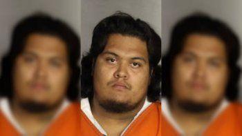 lo condenaron a 244 anos de carcel por violar a su hija de 38 dias