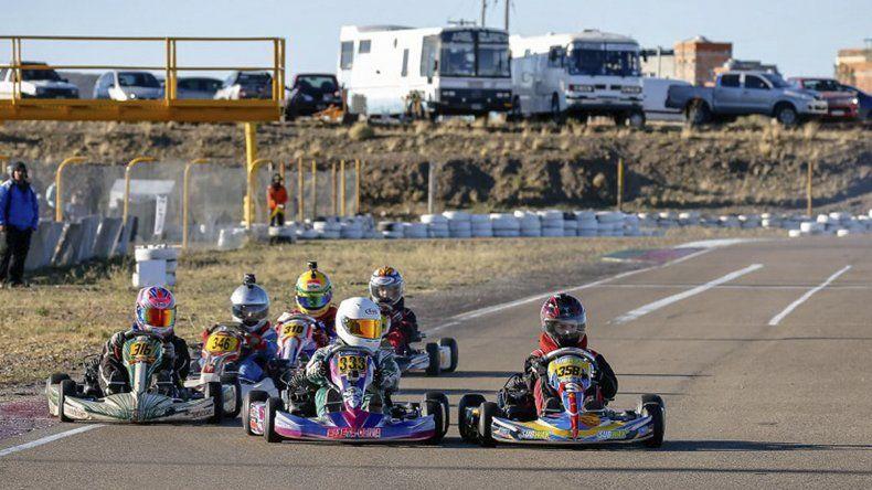 El kárting celebrará hoy un nuevo capítulo de la temporada 2018 en el Kartódromo Internacional de la zona norte de la ciudad.