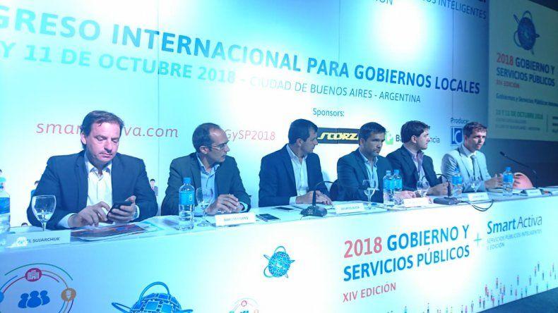 Comodoro estuvo representado en el Congreso para gobiernos locales