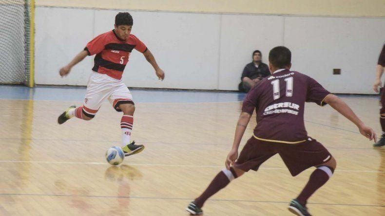 Flamengo se quedó con  la primera final ante Lanús