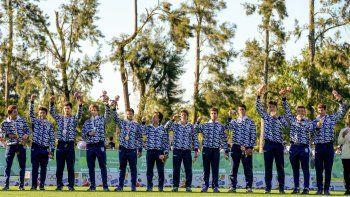 los pumitas se quedaron con la medalla de oro