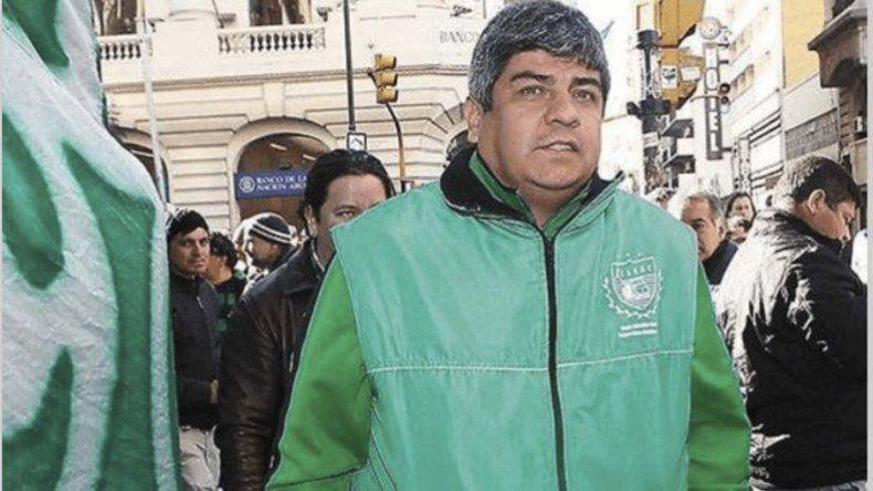 Pablo Moyano regresa mañana al país