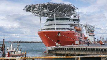 El Seabead Constructor continúa su búsqueda en el fondo del lecho marino.