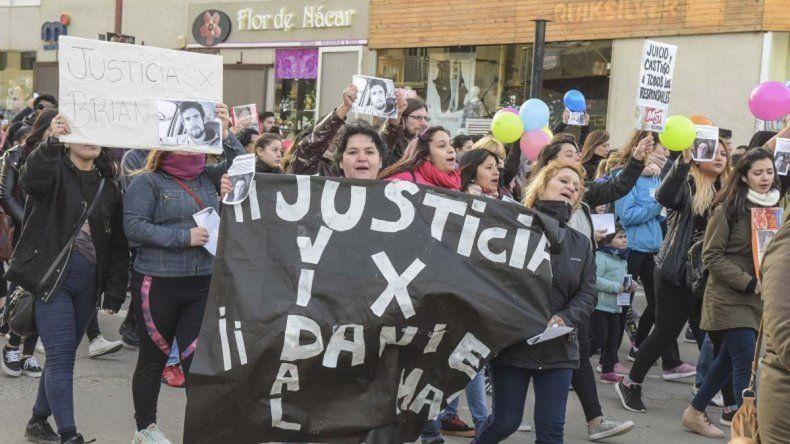 Preparan una marcha a un mes del homicidio de Brian Gómez