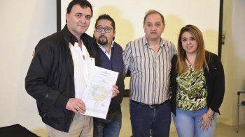 Linares destacó la importancia de tener conciencia ecológica y cuidar el medio ambiente.
