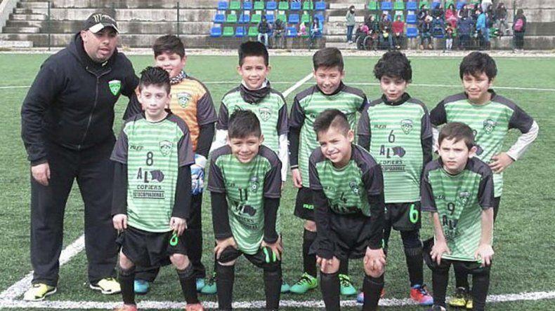 El club de zona norte se consolida como una buena alternativa de formación y proyección de chicos.