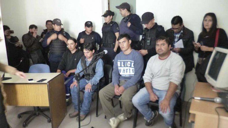 La fiscal Camila Banfi presentó la acusación contra los hermanos Ibáñez por la privación ilegítima de la libertad seguida de la muerte de Alan Nahuelmilla.