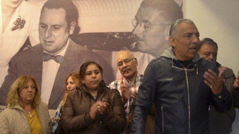 La evocación del Día de la Lealtad en Cañadón Seco comenzó en el Museo de la comisión de fomento (foto) y continuó en la sede del PJ donde Jorge Soloaga pronunció un encendido discurso.