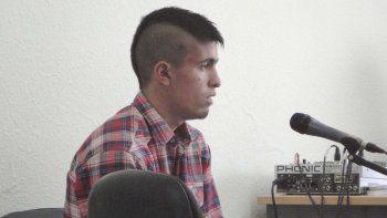 Jonathan Ampuero recuperó la libertad, pero tiene prohibición de acercarse a la familia de la víctima.