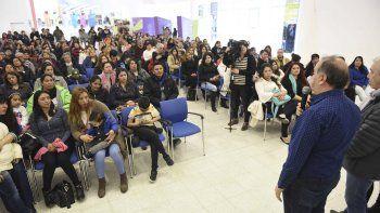 cooperadoras escolares y bibliotecas recibieron durante este ano mas de 30 millones de pesos por el faem
