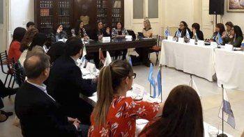 En Mendoza se definió que el encuentro de diciembre se realizará en Chubut.