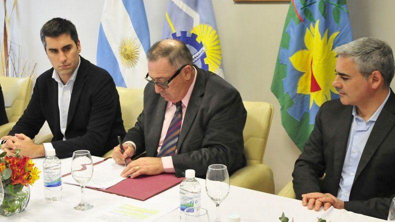 Convenio legislativo con Buenos Aires