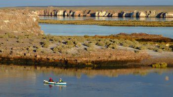 Puerto Deseado ofrece sus atractivos para este verano