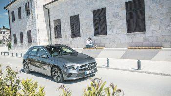 Mercedes-Benz clase A: compacto Premium