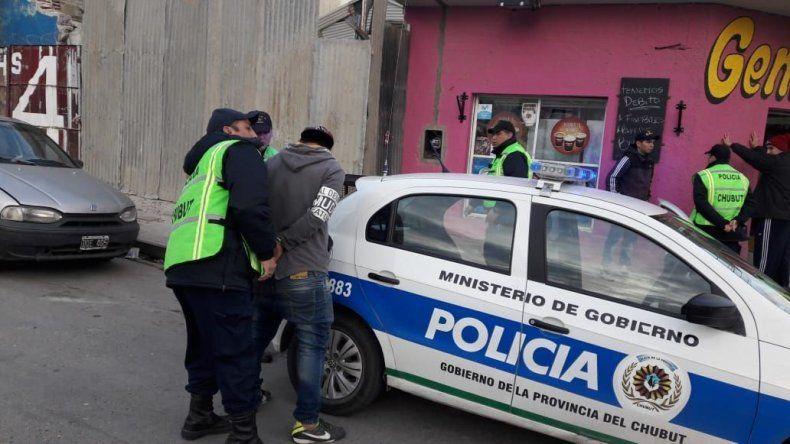 Policías de la Seccional Segunda  detuvieron a otro rebelde de la Justicia