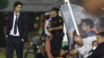 un argentino podria ser el tecnico del real madrid