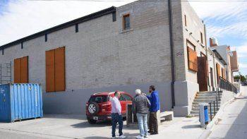 comodoro tendra un nuevo centro cultural, el cck8