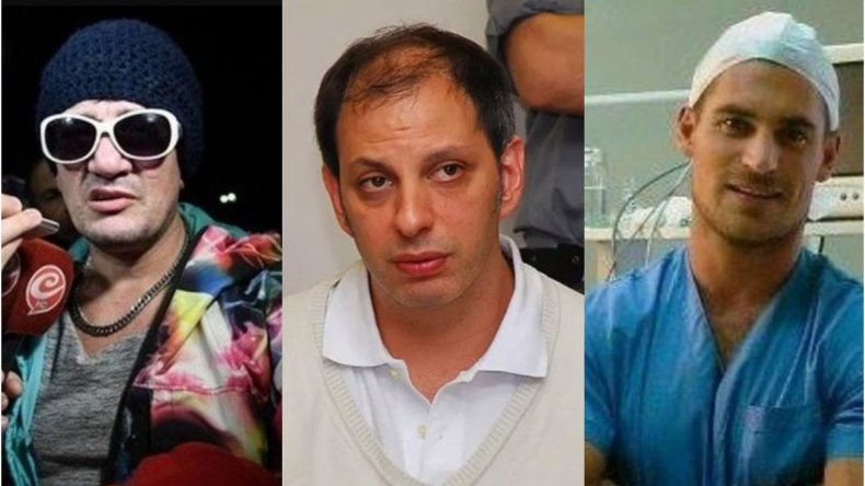 Pity Álvarez armó una banda con el baterista de Callejeros y el anestesista Billiris en la cárcel