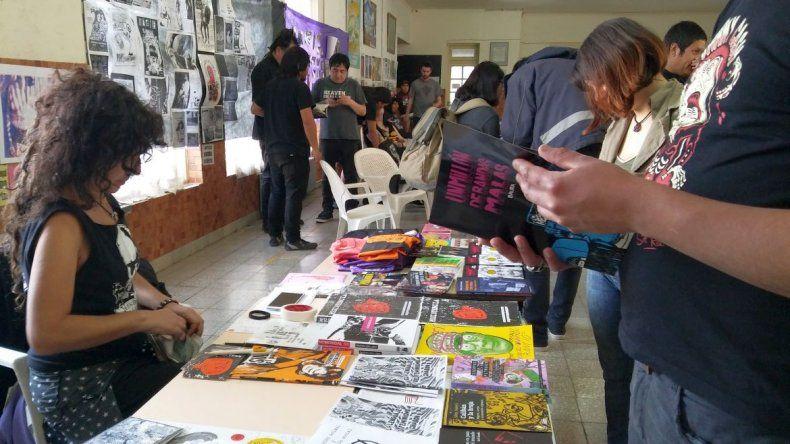 Comodoro tendrá su segunda edición de la Feria del Libro Punk Patagónica