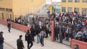 volvieron a amenazar de bomba a la escuela adventista