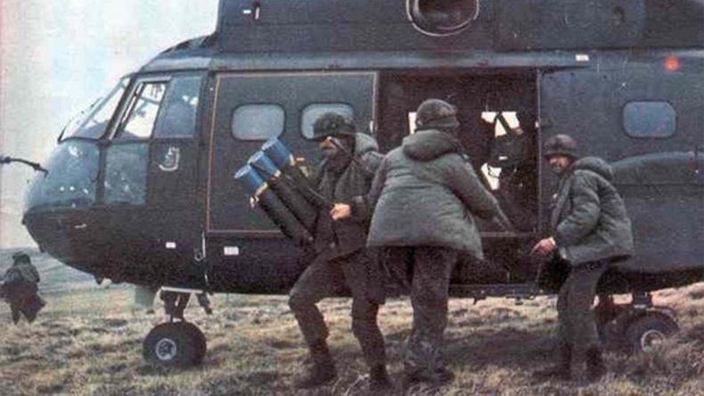 Revelan el misterio del helicóptero argentino que desapareció en un rescate