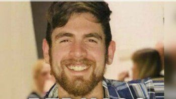 Brian Gómez tenía 23 años cuando murió, luego de recibir una feroz golpiza a la salida del pub Draw.
