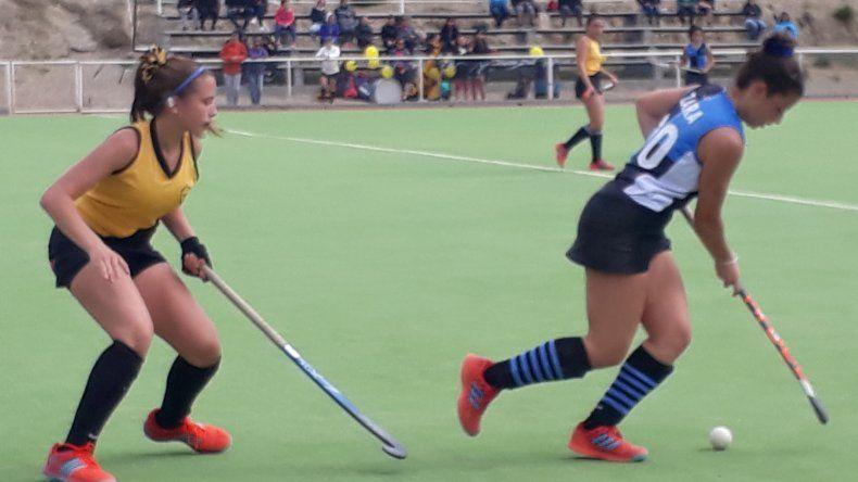 Náutico Rada Tilly logró una gran victoria sobre Calafate RC en partido de la quinta fecha de Primera Damas.