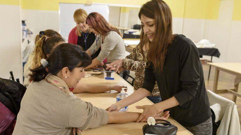 Los cursos serán dictados por docentes especialistas de la Escuela de Enfermería del Hospital Británico.