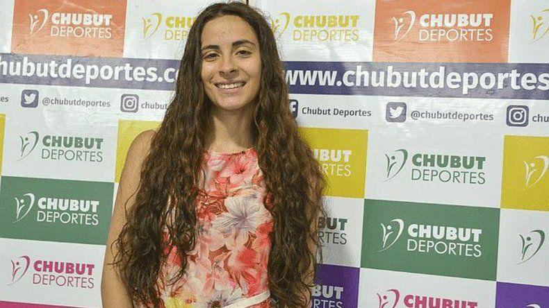 La tiradora chubutense Salma Antorena competirá en México