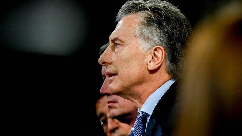 Macri agradeció a los argentinos por poner el hombro a la devaluación