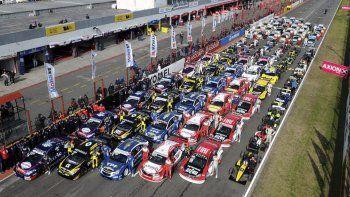 La próxima semana se correrán en Buenos Aires los 200 Kms del Super TC2000.