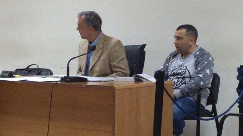 Héctor Fretes está preso desde que lo capturaron en Perito Moreno