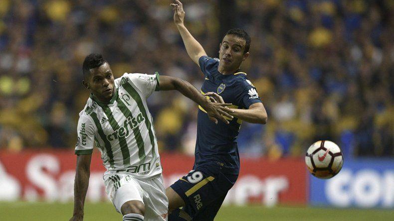 Boca y Palmeiras se enfrentaron por la fase de grupos en la Copa Libertadores registrándose una derrota del Xeneize en Buenos Aires y un empate en Brasil.